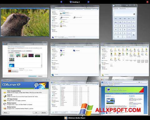 Στιγμιότυπο οθόνης Dexpot Windows XP