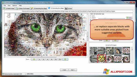 Στιγμιότυπο οθόνης Photo Collage Maker Windows XP