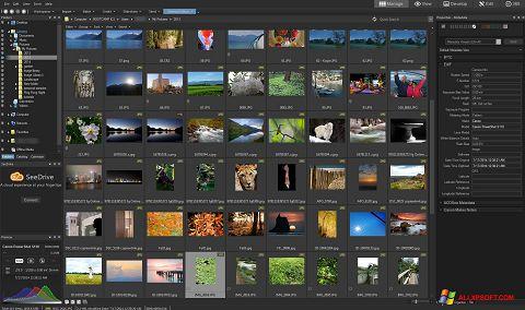 Στιγμιότυπο οθόνης ACDSee Pro Windows XP